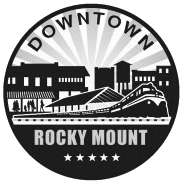 Downtown Rocky Mount, North Carolina
